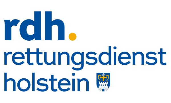 rdh. Logo - Rettungsdienst Holstein